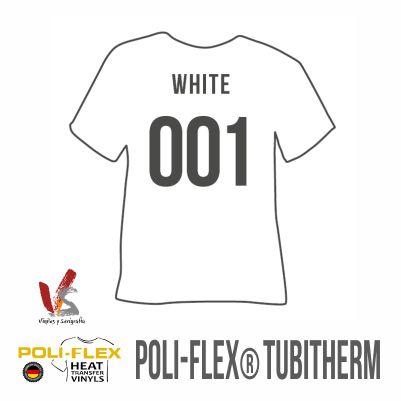 001 BLANCO POLIFLEX TUBITHERM