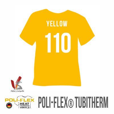 110 AMARILLO POLIFLEX TUBITHERM