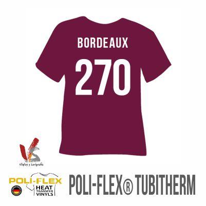 270 BURDEOS POLIFLEX TUBITHERM