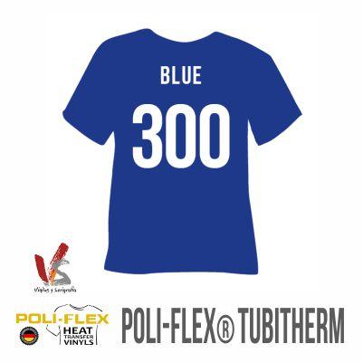 300 AZUL POLIFLEX TUBITHERM