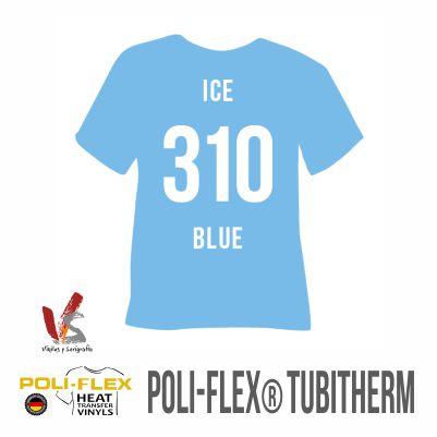 310 AZUL HIELO POLIFLEX TUBITHERM