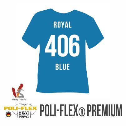 406 AZUL ROYAL POLIFLEX PREMIUM