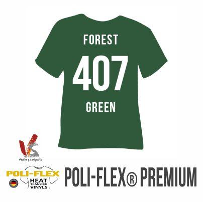 407 VERDE BOSUE POLIFLEX PREMIUM