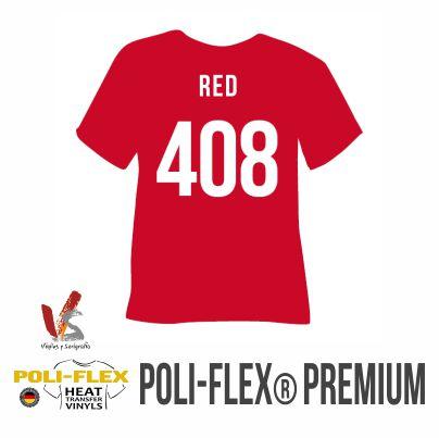408 ROJO POLIFLEX PREMIUM