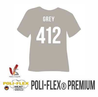 412 GRIS POLIFLEX PREMIUM