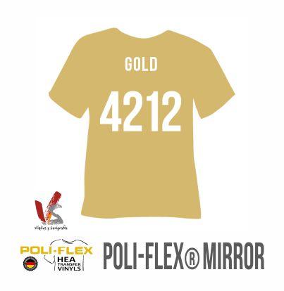 4212 ORO POLIFLEX MIRROR - IMAGE