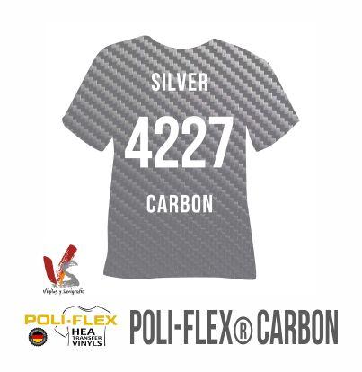 4227 PLATA POLIFLEX CARBON - IMAGE