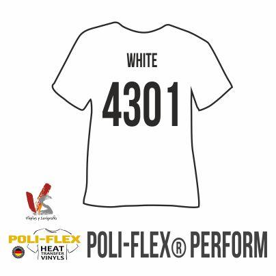 4301 BLANCO POLIFLEX PERFORM