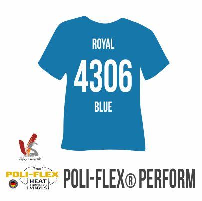 4306 AZUL ROYAL POLIFLEX PERFORM