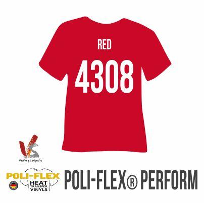4308 ROJO POLIFLEX PERFORM
