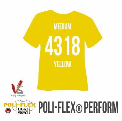 4318 AMARILLO MEDIO POLIFLEX PERFORM