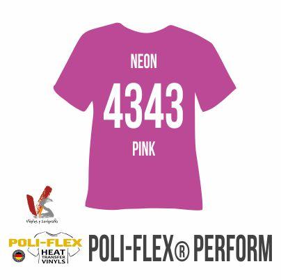 4343 ROSA NEÓN POLIFLEX PERFORM