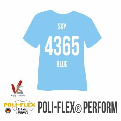 4365 AZUL CIELO POLIFLEX PERFORM