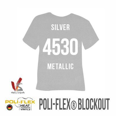4530 PLATA METÁLICA POLIFLEX BLOCKOUT