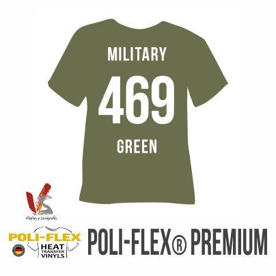 469 VERDE MILITAR POLIFLEX PREMIUM