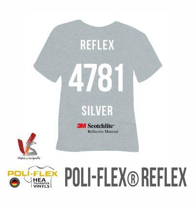 4781 REFLEX SILVER POLIFLEX