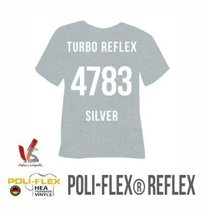 4783 TURBO REFLEX SILVER POLIFLEX
