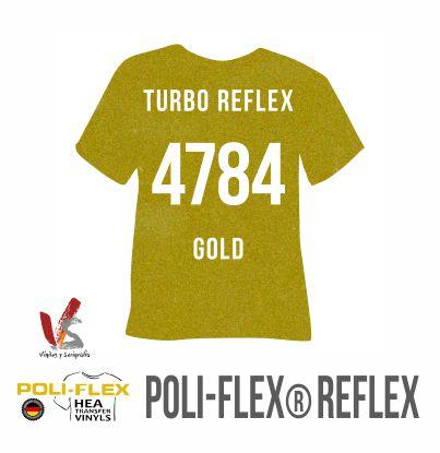4784 TURBO REFLEX GOLD POLIFLEX