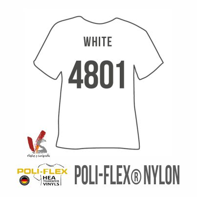 4801 BLANCO POLIFLEX NYLON