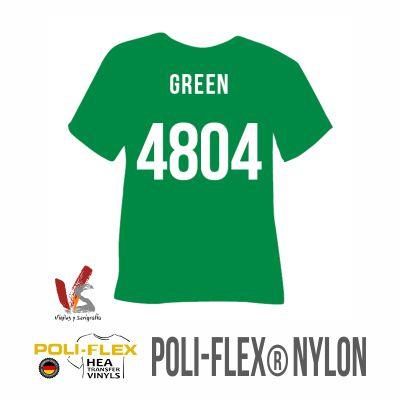4804 VERDE POLIFLEX NYLON