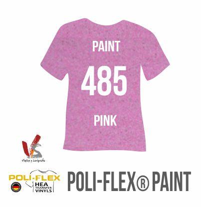 485 ROSA POLIFLEX PAINT