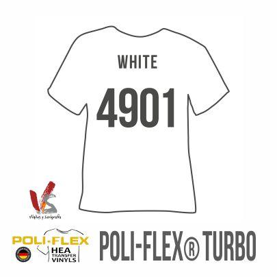4901 BLANCO POLIFLEX TURBO