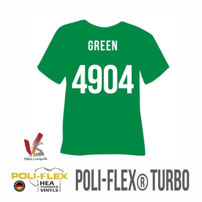 4904 VERDE POLIFLEX TURBO