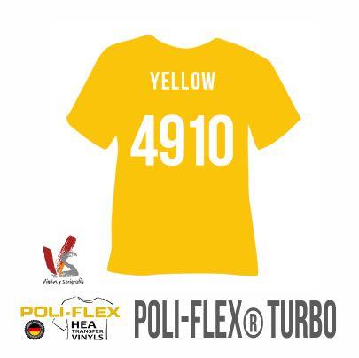 4910 AMARILLO POLIFLEX TURBO