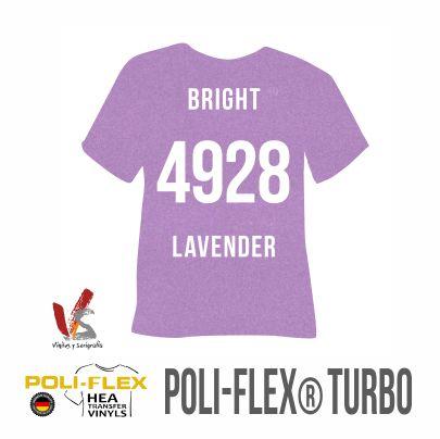 4928 LAVANDA BRILLANTE POLIFLEX TURBO