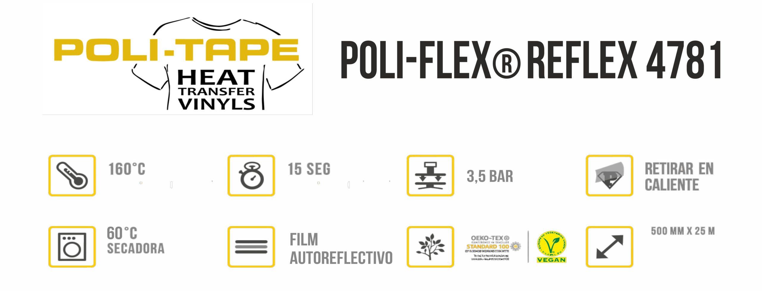 APLICACIÓN POLIFLEX REFLEX 4781
