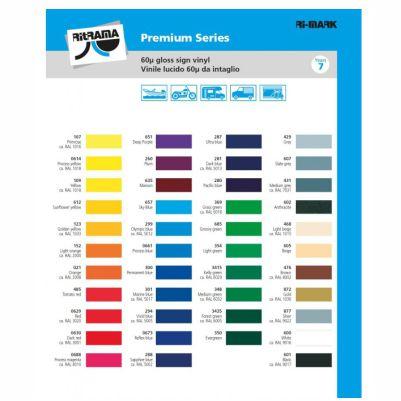 Carta Colores Ritrama Premium