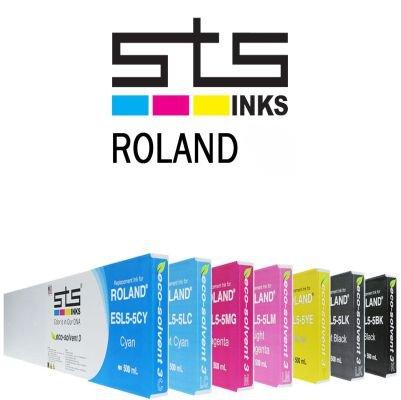 Cartuchos Roland Compatibles Sts Inks