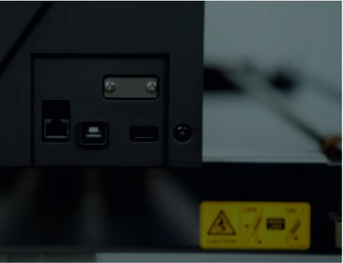 Ethernet Plotter corte Graphtec CE7000