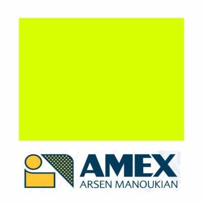 PLASTISOL AMARILLO FLUOR AMEX