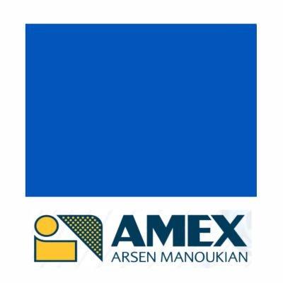 PLASTISOL AZUL CLARO AMEX
