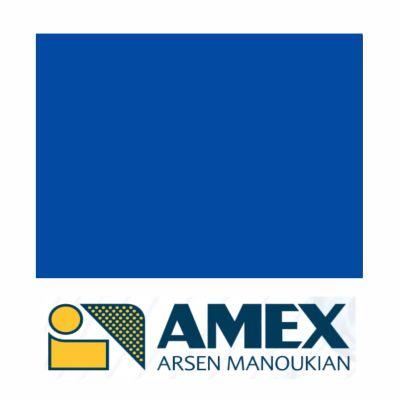 PLASTISOL AZUL MEDIO AMEX