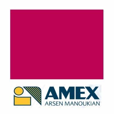 PLASTISOL MAGENTA AMEX