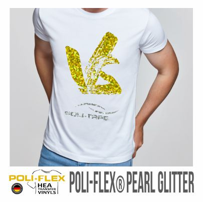 POLIFLEX PEARL GLITTER I