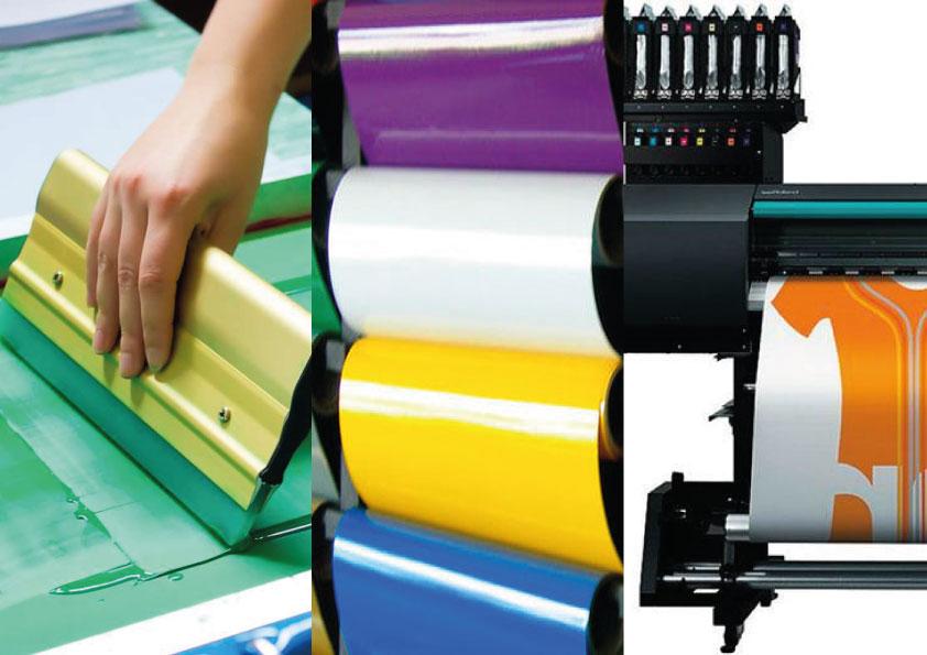 Serigrafía, vinilo, transfer o sublimación: Mejores técnicas para tus estampados textiles.