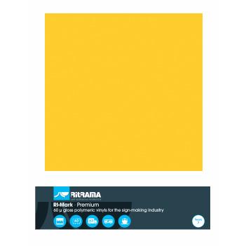 612 Amarillo Sunflower Premium - Ancho 122 cm - Vinilos y Serigrafía