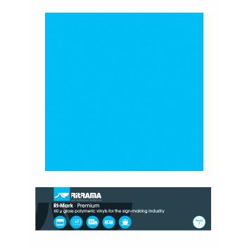 657 Azul Cielo - Ancho 122 cm - Vinilos y Serigrafía