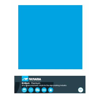 299 Azul Olímpico - Ancho 122 cm - Vinilos y Serigrafía