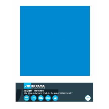 661 Azul Process Premium - Ancho 61 cm - Vinilos y Serigrafía