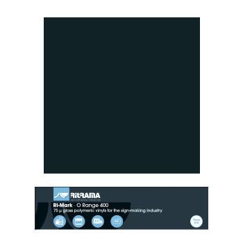 401M Negro O Range 400 - Ancho 63 cm - Vinilos y Serigrafía