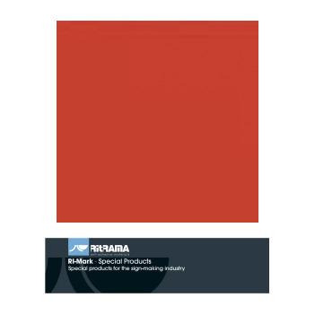 CF03 Rojo Serie Flúor- Ancho 61 cm - Vinilos y Serigrafía