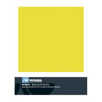 CF05 Amarillo Serie Flúor- Ancho 122 cm - Vinilos y Serigrafía