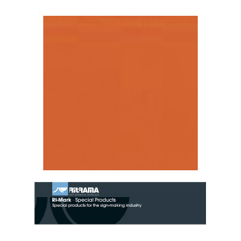 CF06 Naranja Serie Flúor- Ancho 61 cm - Vinilos y Serigrafía