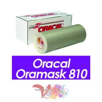 Oramask 810 Película Plantilla - Ancho 63 cm - Vinilos y Serigrafía