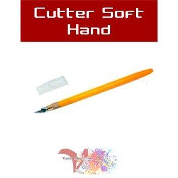 Cutter Soft Hand - Vinilosy Serigrafía
