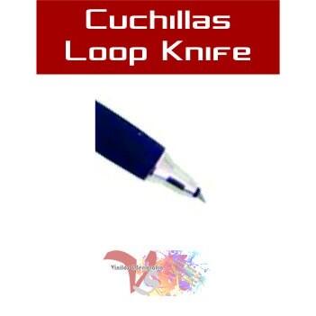 Cuchilla Loop Knife - Vinilos y Serigrafía